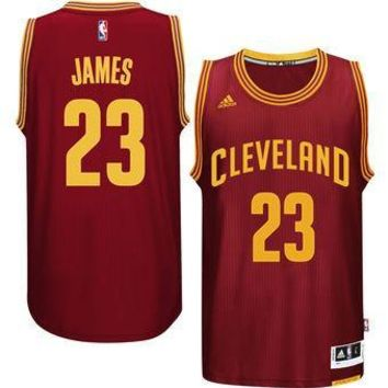 Cleveland Cavaliers Lebron James #23 jerseys