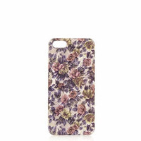 ANTIQUE FLORAL IPHONE 5 SHELL