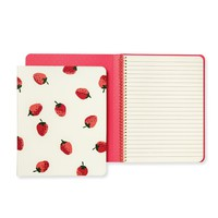 Kate Spade New York Strawberries Notebook