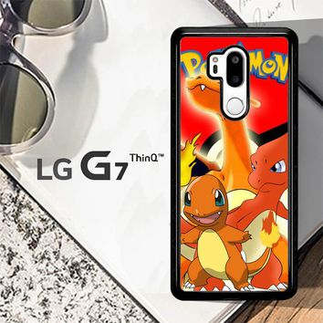 Charizard Pokemon Z2216 LG G7 ThinQ Case