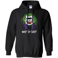 South Park Joker Why So Sad? Pullover Hoodie 8 oz