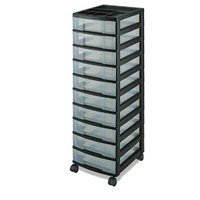 MC-3100-10 DRAWER ROLLING CART [Kitchen]
