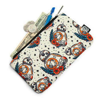 Star Wars BB-8 Tattoo Flash Pouch