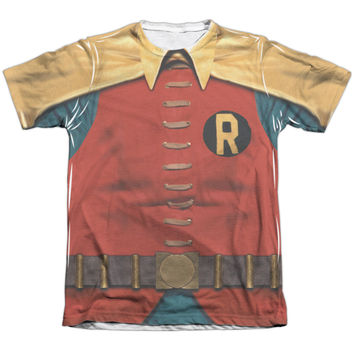 Batman Classic TV-Robin Costume - Short Sleeve T-Shirts