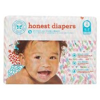 Honest Company Diapers Club Pack, Chevron (Select Size)