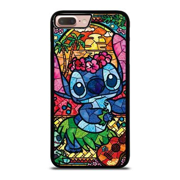 LILO & STITCH STAINED GLASS iPhone 8 Plus Case