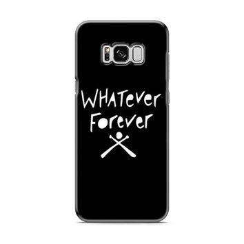Whatever Forever Modern Baseball Samsung Galaxy S8 | Galaxy S8 Plus Case