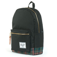 Herschel Supply Co.: Settlement Backpack - Black Tartan