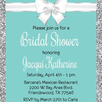 Bride and Co. Bridal Shower Invitations