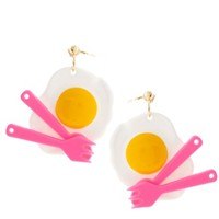 Limited Edition Fried Egg Earrings