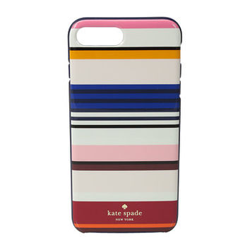 Kate Spade New York Berber Stripe Phone Case for iPhone® 7 Plus