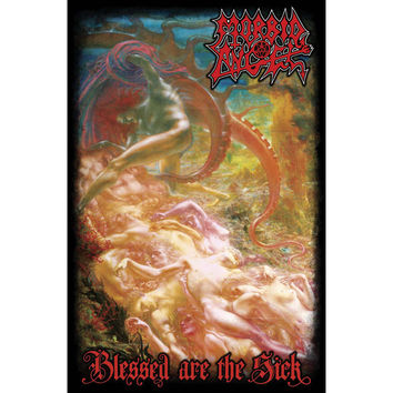 Morbid Angel Poster Flag