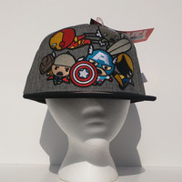 Marvel - Mini Avengers Snapback Hat