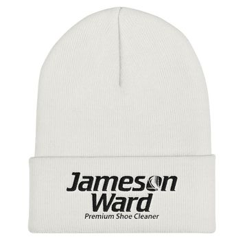 Jameson Ward Premium Shoe Cleaner Cuffed Beanie