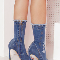TAYLOR DENIM BOOTIE