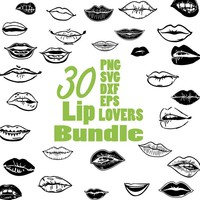 LIPS KISS SVG, lips svg, kisses svg, red kiss, lips, kissing svg, kissing lip svg, mermaid kisses svg, fashion svg, mouth svg, Brushes