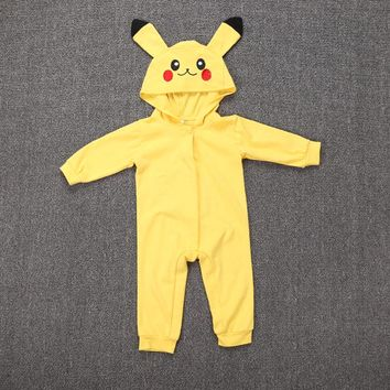 Pokemon Pikachu Toddler/Infant Onesuit