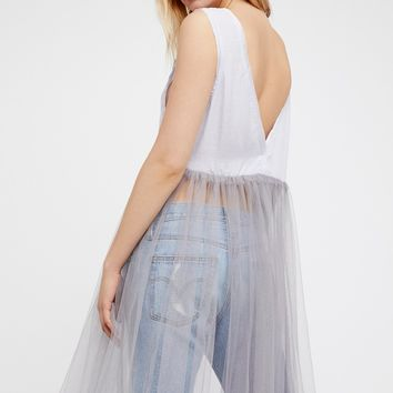Free People All Day All Night Slip