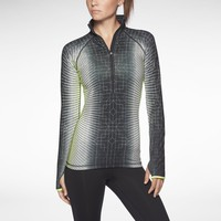 NIKE PRO HYPERWARM FITTED ENGINEERED HALF-ZIP II