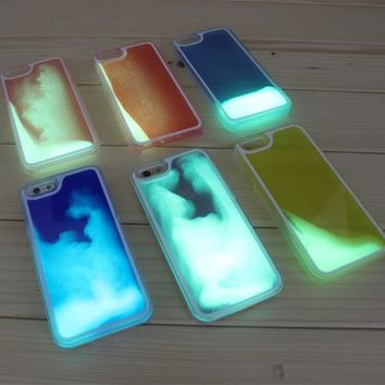 Unique Light Up Glow In The Darkness Luminous Case