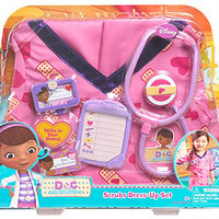Doc McStuffins Doctor's Dress Up Set - Pink Scrubs