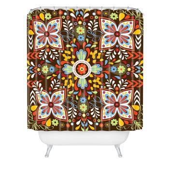Khristian A Howell Wanderlust Shower Curtain