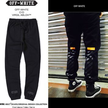 Sports Casual Winter Stylish Men Pants [36370710547]