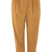 Belted Chino Pants - Pants & Leggings - Clothing