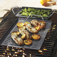 Sur La Table® Pro Nonstick Grill Grids, Set of 2 | Sur La Table