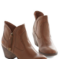 ModCloth Travel Light Bootie
