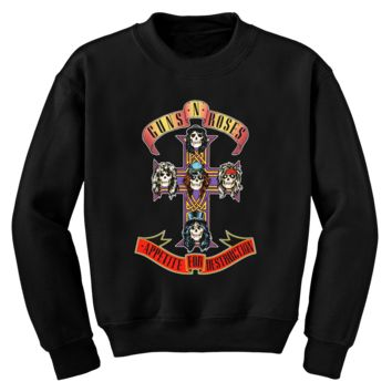 Guns N' Roses | Cross Fleece