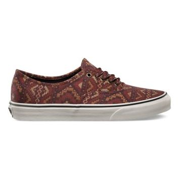 Vans Tribe Rug Authentic (red clay)