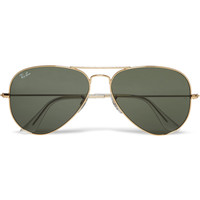 Ray-Ban Aviator Sunglasses | MR PORTER
