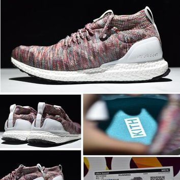 2017 Ronnie Fieg x Ultra Boost Mid top quality man and woman running shoes