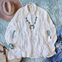Free People Lovely Day Tunic Top