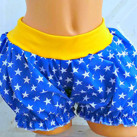 Wonder bloomers Super Hero shorts your size Woman or girls
