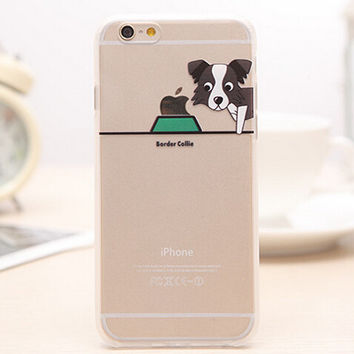 Cute Shih Tzu Dog iPhone 5s 6 6s Plus creative case Gift-99
