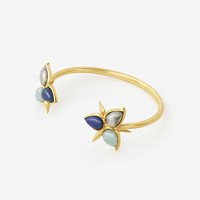 Temple Muse Lapis Slim Cuff