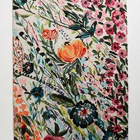 Tufted Wild Bloom Rug