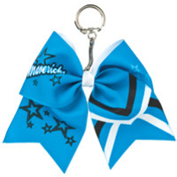 Fusion Mini Maverick Bow Keychain