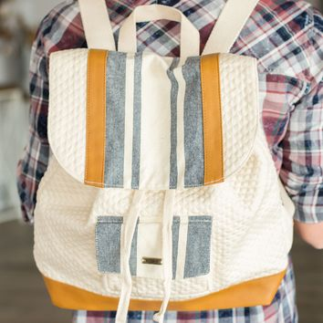Sunshine In Your Mind Roxy Backpack
