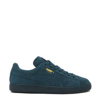 Puma Suede Classic + Mono Iced Sneakers - Blue Coral