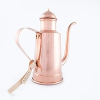 Oliera Copper Oil Cruet