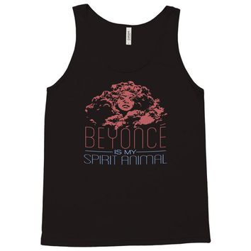 beyonce is my spirit animal Tank Top