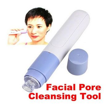 Electric Facial Pore Cleanser Spot Cleaner Face Blackhead Acne Suction Remover