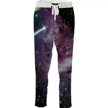 Galaxy / pants created by duckyb | Print All Over Me