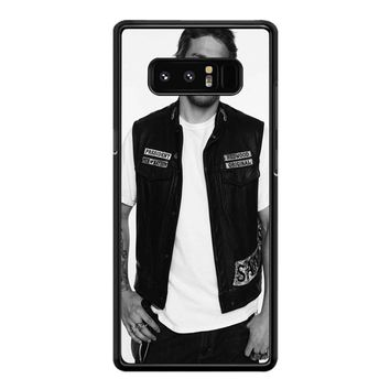 Soa Sons Of Anarchy Jax Teller Samsung Galaxy Note 8 Case