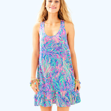 Evangelia Dress | 28835-pinksunsetcocobreeze | Lilly Pulitzer