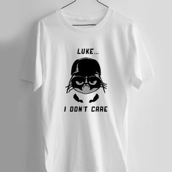 Darth Vader vs Grumpy Cat T-shirt Men, Women and Youth