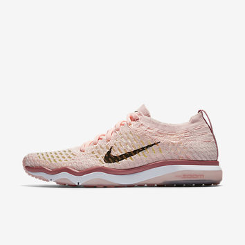 NIKE AIR ZOOM FEARLESS FLYKNIT CHROME BLUSH